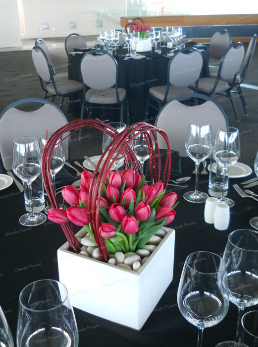 The Grand Foyer Party : Orlando flowers exclusive floral creations for weddings